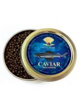 "9 oz / 250 g Premium Quality Russian Sturgeon Black Caviar ""Malossol"""