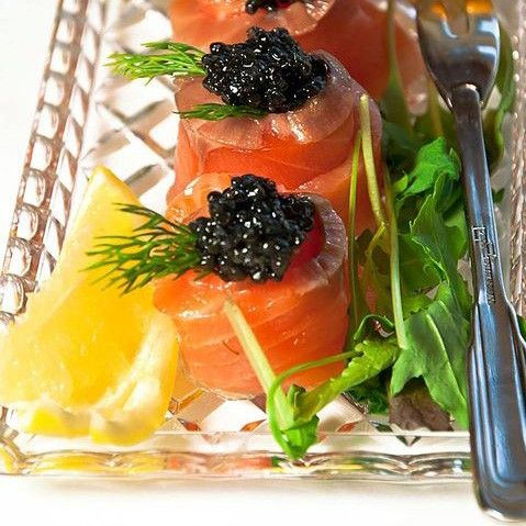 Quick snack Black Caviar