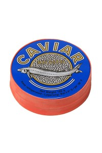 9 oz / 250 gr Russian Sturgeon Black Caviar