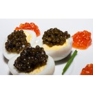 difference between black caviar and red caviar