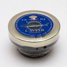 Kaluga Sturgeon black caviar